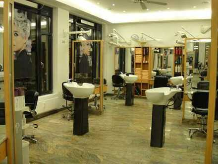 Ablöse eines exclusiven Coiffeur Salons in allerbester Innenstadtlage