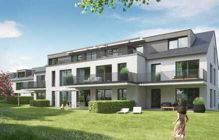 Tolle 3-Zimmer-Wohnung mit Terasse/Garten