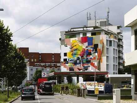 1-Zimmer Wohnung in Heidelberg, Weststadt
