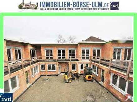 Neubau-Apartment mit EBK in der City von Neu-Ulm