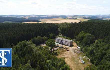 Idyllisch gelegene Liegenschaft / tolle Innenausstattung - ideal als Pension / Hotel - in Hirschberg