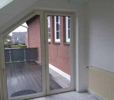 1-Zimmer-Wohnung mit Dachterrasse und Einbauküche in Wiefelstede