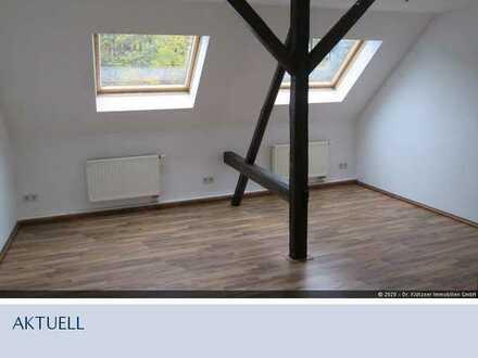 3-Raum-DG-Wohnung in Zentrumsnähe