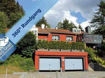 Unternehmervilla für exklusive Ansprüche in Warmensteinach im Fichtelgebirge