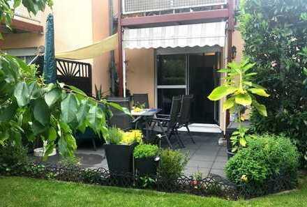 2-Zimmer-Eigentumswohnung mit ca. 400 m² Garten in Mittelwalde direkt am Golfplatz Motzener See