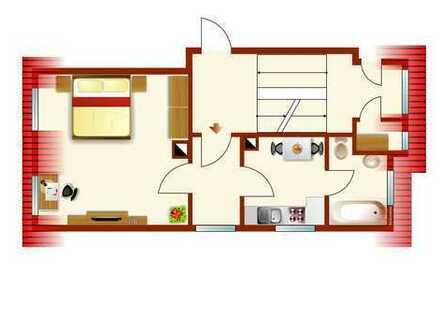 1-Zimmer-Wohnung nahe der Universität