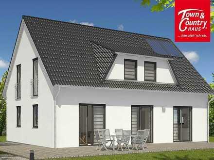 Wir bauen ihr Wunschhaus KfW 55 - Sie bringen das Grundstück