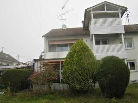 Brück immobilien - Erbbau! Einseitig angebautes Haus mit 3 Wohneinheiten