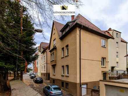 Charmantes 3 Familienhaus in ruhiger Lage von Untertürkheim
