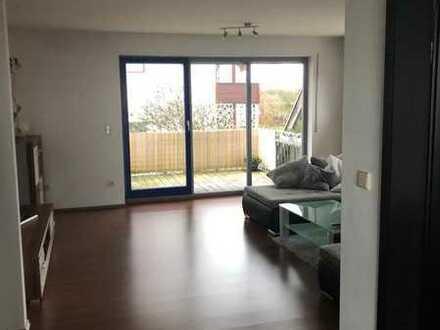 3,5-Raum-Wohnung mit Balkon und Einbauküche in Bad Rappenau Zimmerhof