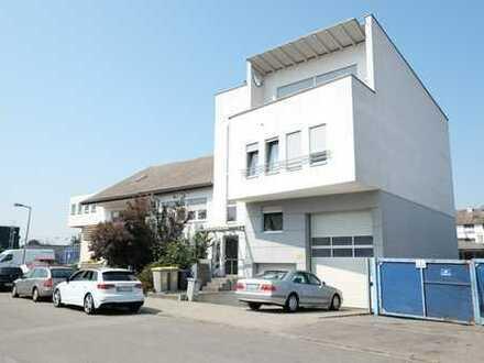Gepflegtes Wohn- und Geschäftshaus mit Werkstatt in Mannheim!