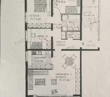 Exklusive 4-Zimmer-Wohnung mit Balkon und Einbauküche in Untergruppenbach