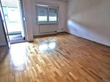 3 Zimmer-Wohnung mit Balkon (Südlage)
