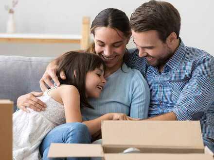 Eine Wohnung für die Familie