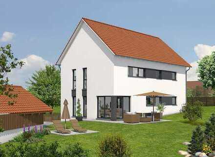 Wohnen wo andere Urlaub machen - Neubau EFH Nähe Ammersee