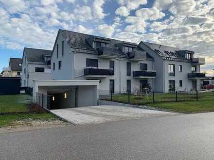 Attraktive 3-Zimmer-Wohnung mit Terrasse in Moorenweis