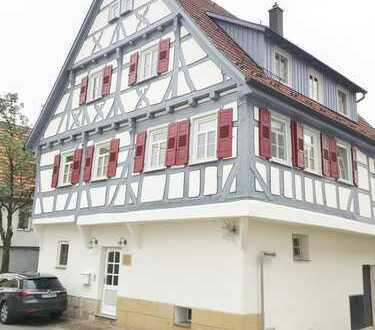 Historisches Zweifamilienfachwerkhaus - Liebhaberobjekt mit Charme