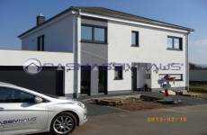 Besser bauen und Schöner Wohnen mit Massivhaus Mittelrhein in wunderbarer Villa im Eff 55 Standard