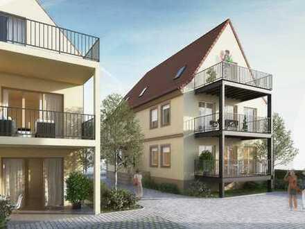 ++ NEUBAU/ERSTBEZUG! - 10 Eigentumswohnungen in 2 Wohnhäusern in LD-Queichheim! ++