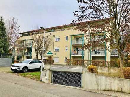 Attraktive Kapitalanlage inkl. TG-Stellplatz im Ortenaukreis Gemeinde Friesenheim-Oberweier