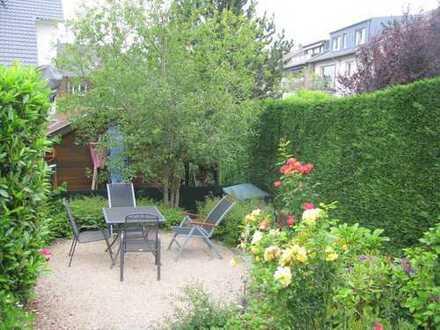 Traumwohnung mit Wintergarten und Blütenzauber