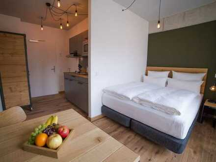 Serviced Business Apartment