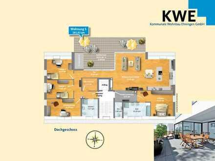 Akktraktives Mehrfamilienhaus in Dagersheims Blumenviertel - Wohnung Nr. 5