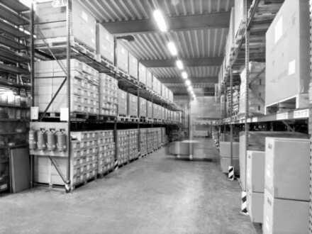 800 - 1.000 qm / Lager/Produktions-Halle / Ohne Makler