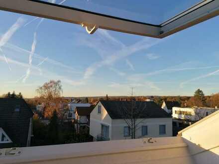Erstbezug nach Sanierung: ansprechende, helle, schöne 4-Zimmer-DG-Wohnung in Aschaffenburg