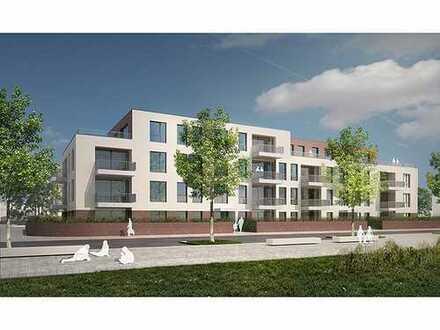 Exklusive, neuwertige 3-Zimmer-Penthouse-Wohnung mit 2 Terrassen und tollem Ausblick
