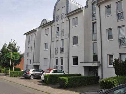 Schicke 2 Zimmer-Wohnung mit Balkon und Garage am Rande der Glessener Höhe!