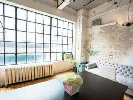 Eines der letzten LOFT-Klassiker - ca. 3,77 m Raumhöhe - Wohnen/Arbeiten - zur Selbstgestaltung