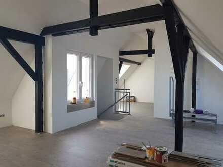 Schöne 4-Zimmer-Wohnung am Frankenberg mit Loggia