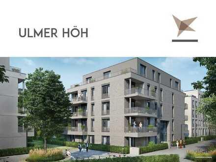 Penthousewohnung: Großzügige 4-Zimmerwohnung mit ca. 45 m² großem Wohn-/Essbereich