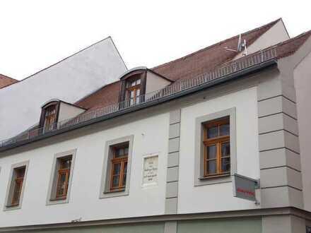 Großzügige Altstadt 5-Zi-Terrassenwohnung mit Einbauküche in Amberg