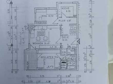 Modernisierte 3,5-Zimmer-Wohnung mit Balkon in Markdorf
