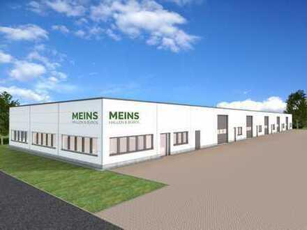 Halle und Büro ab 240 m² zum Kauf