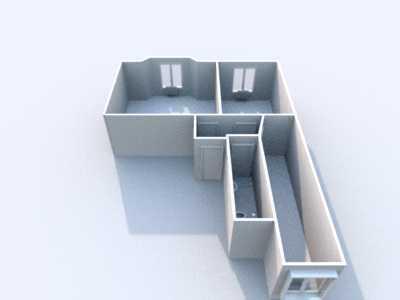 Erstbezug nach Modernisierung: schöne 2-Zimmer-Wohnung in Solingen
