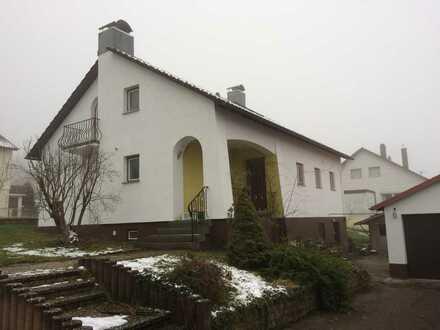 Einfamilienhaus in Althengstett