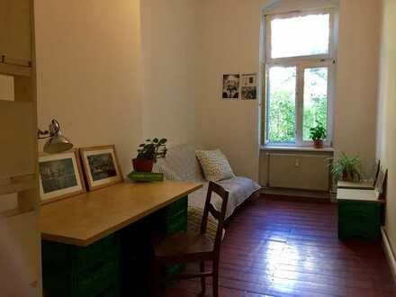 Pendler*in gesucht / möbliertes Zimmer in Berlin (Zentrum/Kreuzberg)