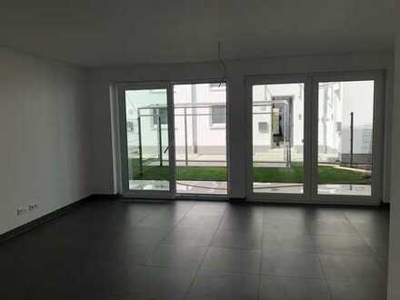 Zentrales Reihenmittelhaus Neubau in Kirchheim Ötlingen mit Garten, Stellplatz und Küche