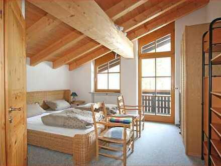 Möbliertes Appartement mit Balkon