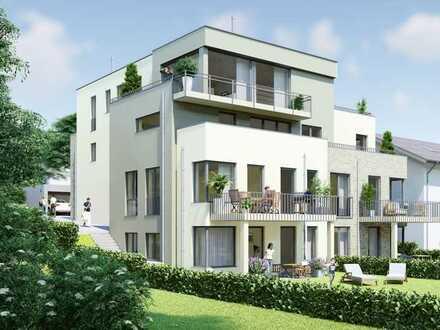 Helle 2-Zimmer Eigentumswohnung mit Balkon