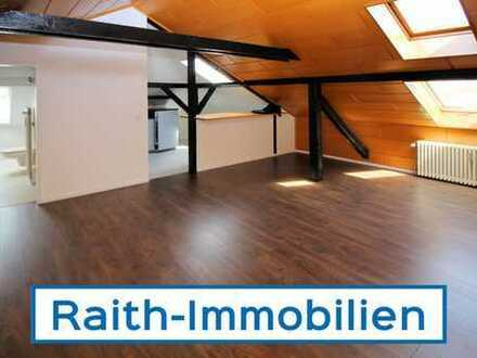 Exquisite DG-Wohnung im Zentrum von Augsburg-Oberhausen