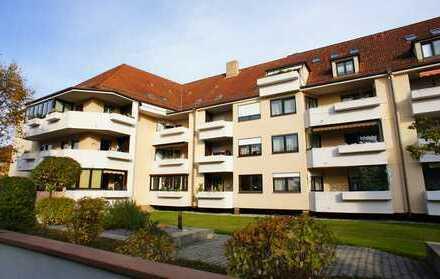 Zentral gelegene 3 Zimmer Wohnung in Haunstetten-Süd