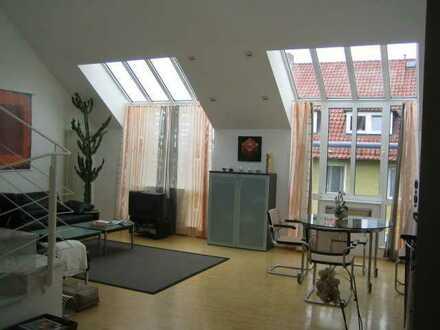 Darmstadt, Exklusive 4 1/2 Zimmer Maisonette-Wohnung