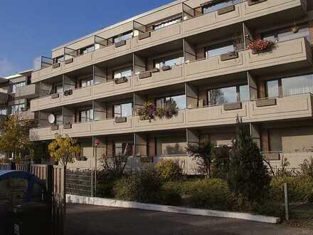 Exklusive, modernisierte 2-Zimmer-Wohnung mit Balkon in Bonn