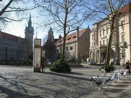 Wohnen im Herzen von Braunschweig