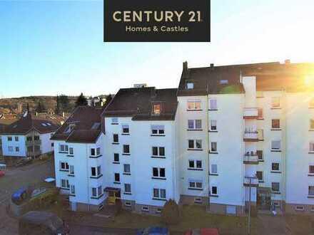 Attraktive 4 ZKB. Eigentumswohnung in sehr ruhiger Lage von Homburg