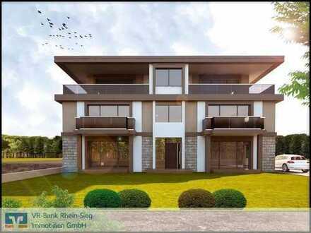 Neubau eines modernen Wohnhauses in ruhiger Lage von BN-Holzlar/Heidebergen. Baubeginn ist erfolgt !